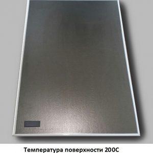 07. Миканитовая инфракрасная нагревательная панель обогреватель Infraterm 2500 Вт