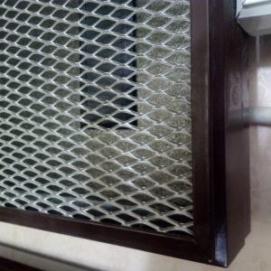 09. Миканитовая инфракрасная нагревательная панель обогреватель Infraterm 3000 Вт