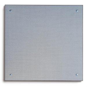 04 Керамическая  инфракрасная нагревательная панель Infraterm 500 ватт